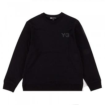 Y-3 M Logo Crew Sweater
