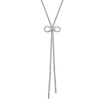 Hot Diamonds Forever Infinity Lariat Necklace DN118