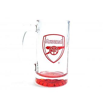 Arsenal FC Stein pint glas