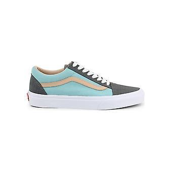 Vans - Schuhe - Sneakers - OLD-SKOOL_VN0A38G1VMM1 - Unisex - cyan,gray - US 10.5