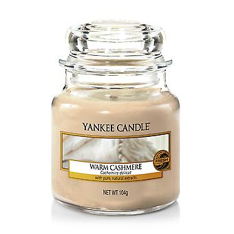 Yankee Candle Classic Small Jar Warm Cashmere 104g