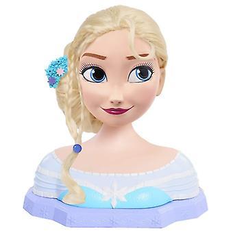 Frozen/Frost, styling head-Elsa