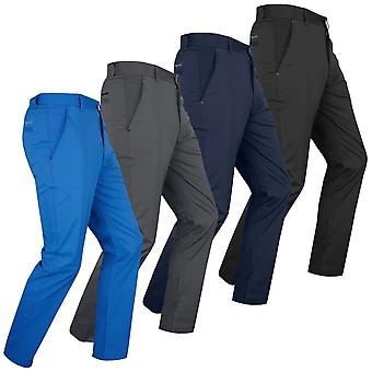 Dwyers & Co Golf Mens Micro Tech Explorer Breathable Lightweight Trousers