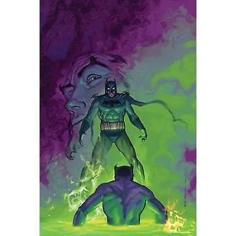 Batman Arkham Ras Al Ghul av olika