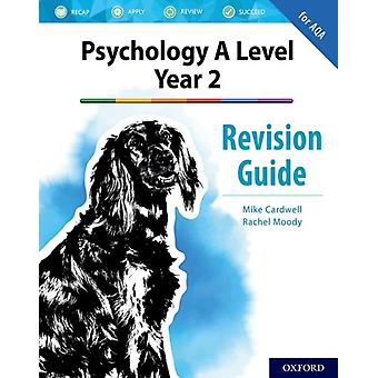 Complete Companions for AQA Psychology A Level The Complet by Mike Cardwell