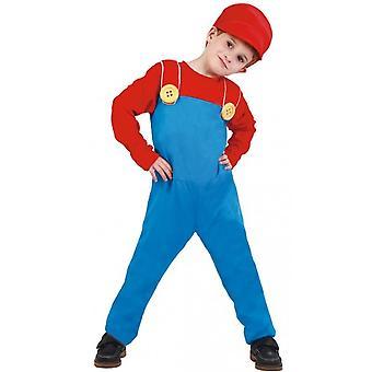 Children's costumes  Child construction worker child costume