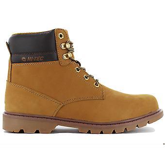 Hi-Tec Oruvi Mid Herren Boots Braun Sneaker Sportschuhe