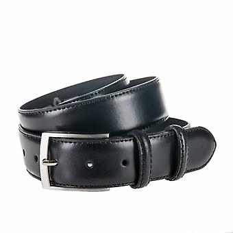 Beautiful Duo-Tone Black Men's Belt