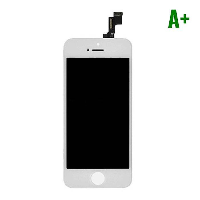 Stuff Certified® iPhone SE / 5S screen (Touchscreen + LCD + Parts) A + Quality - White