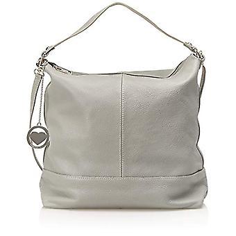 Chicca Bags Cbc3316tar Women's shoulder bag Grey 12x36x43 cm (W x H x L)