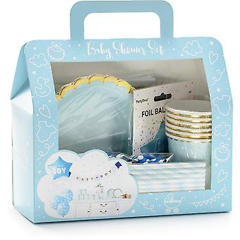 Baby Shower Set with Decorations | It's a Boy!