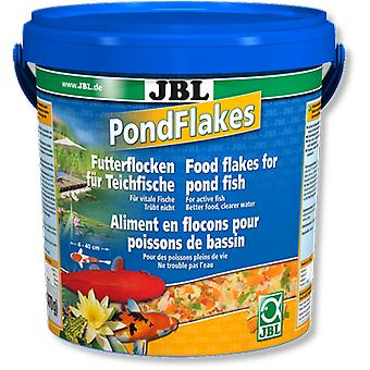 JBL Pond Flakes (Fish , Ponds , Food for Pond Fish)