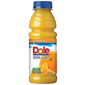 Dole Orange Kunststoff-( 450 Ml X 12 Dosen )