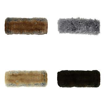 HyFASHION Adults Canadian Faux Fur Headband