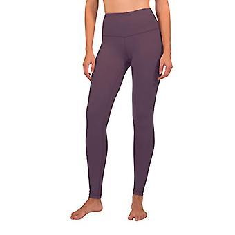90 Degree By Reflex - High Waist Power Flex Legging - Tummy Control - Dusky O...