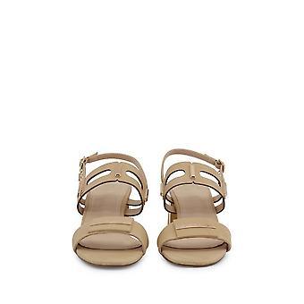 Laura Biagiotti - Schuhe - Sandalette - 6151_NABUK_SAND - Damen - tan - 36