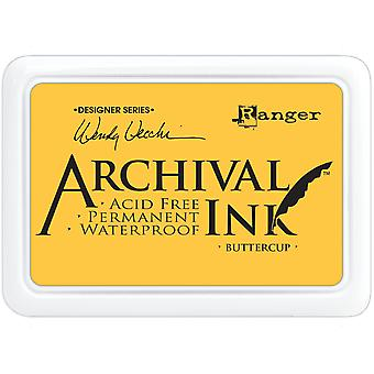 Wendy Vecchi Archival Ink Pad - Buttercup