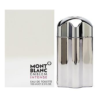 Montblanc emblem intens for mænd 3,3 ounce eau de toilette spray