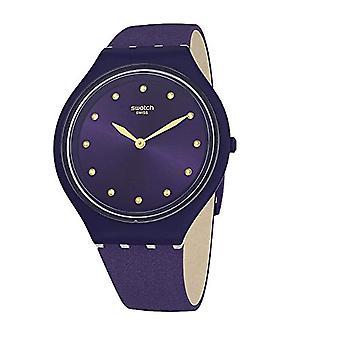 Swatch SVUV102 relógio, mulher, roxo