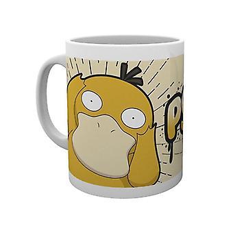Pokemon, Mug - Psyduck