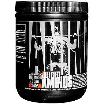 Universal Nutrition Animal Juiced Aminos - Orange Juiced - 30 portions