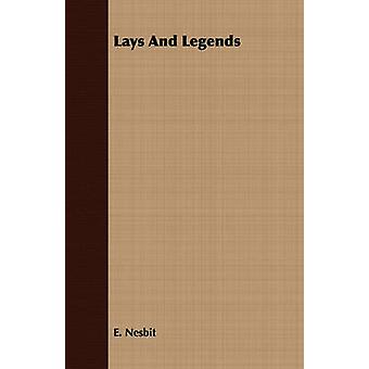Lays and Legends by E. Nesbit