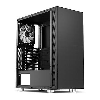Micro ATX / Mini ITX / ATX Midtower Case NOX NX Hummer Void Ø 12 cm Black