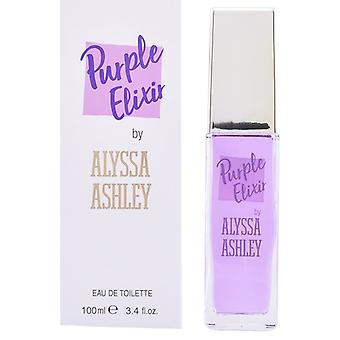 Femmes Parfum Violet Elixir Alyssa Ashley EDT
