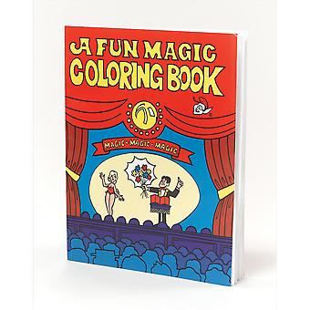 Bristol Neuheit eine lustige Magie Färbung Buch Trick
