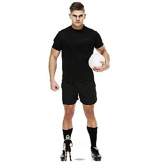 Rugby Player Lifesize Cardboard Cutout / Standee / Standup