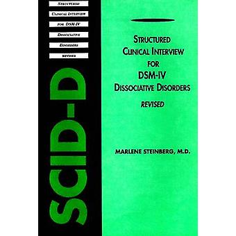 Structured Clinical Interview for DSM-IV Dissociative Disorders (SCID
