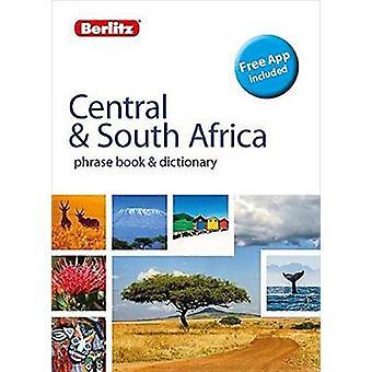 Berlitz Phrase Book & Dictionary Central & South Africa (Bili