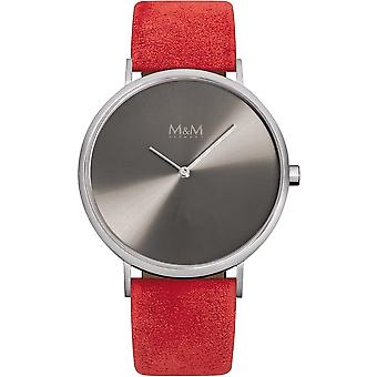 M&M Germany M11870-943 Basic 40 Women's Watch