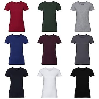 Russell Womens/Ladies Authentic Pure Organic Tee