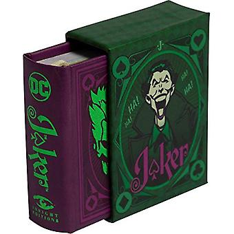 DC Comics - The Wisdom of The Joker - Tiny Book by Insight Editions - 9