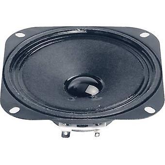 Visaton R 10 S TE 4 inch 10 cm Wideband speaker chassis 20 W 4 Ω
