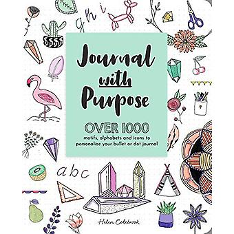 Journal with Purpose - Over 1000 motifs - alphabets and icons to perso