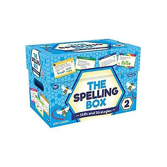 The Spelling Box 2 - Skills and Strategies by Prim-Ed Publishing - 978
