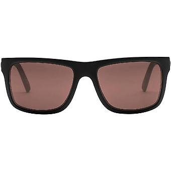 Electric California Swingarm Sport Sunglasses - Matte Black/Rose Pro