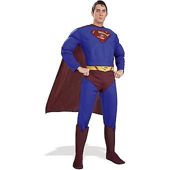 Костюм Супермена для мужчин
