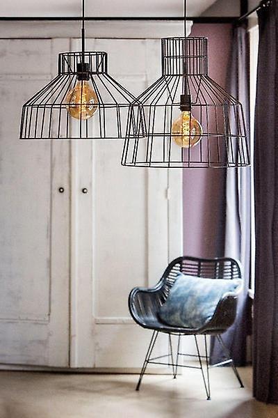 Hanging Lamp Gaia Wire Copper