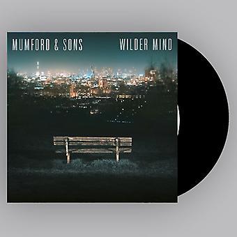 Mumford & Sons - Wilder Mind [Vinyl] USA import