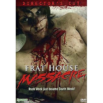 Frat House Massacre [DVD] USA import