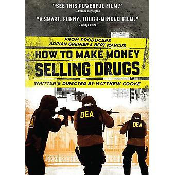 How to Make Money Selling Drugs [DVD] USA import