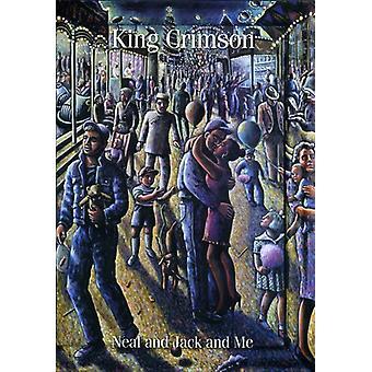 King Crimson - Neal & Jack & Me: Live 1982-84 [DVD] USA import
