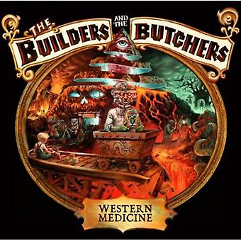 Builders & the Butchers - Western Medicine [CD] USA import