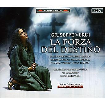 G. Verdi - Verdi: La Forza Del Destino [CD] USA import