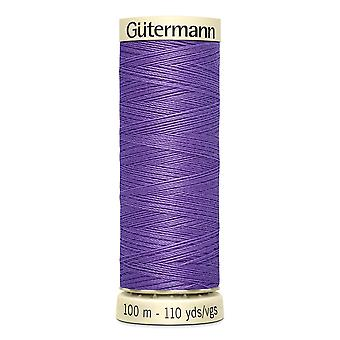 Gutermann Sew-all 100% Polyester Thread 100m Hand and Machine Colour Code  - 391