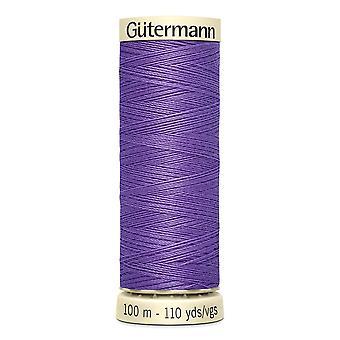 Gutermann sy-alle 100% polyestertråd 100m Hånd- og maskinfarvekode - 391