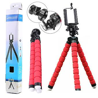Universal 26cm Mobile Phone Holder Tripod Stand Grip For iPhone & Samsung